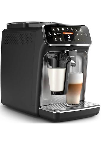 Philips Kaffeevollautomat 4300 Series EP4346/70 LatteGo, 1,8l Tank kaufen
