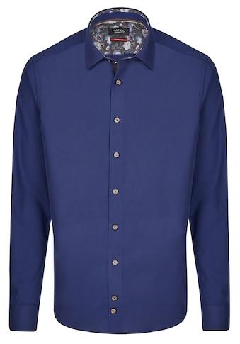 Hatico Bügelfreies Baumwollhemd Langarm kaufen
