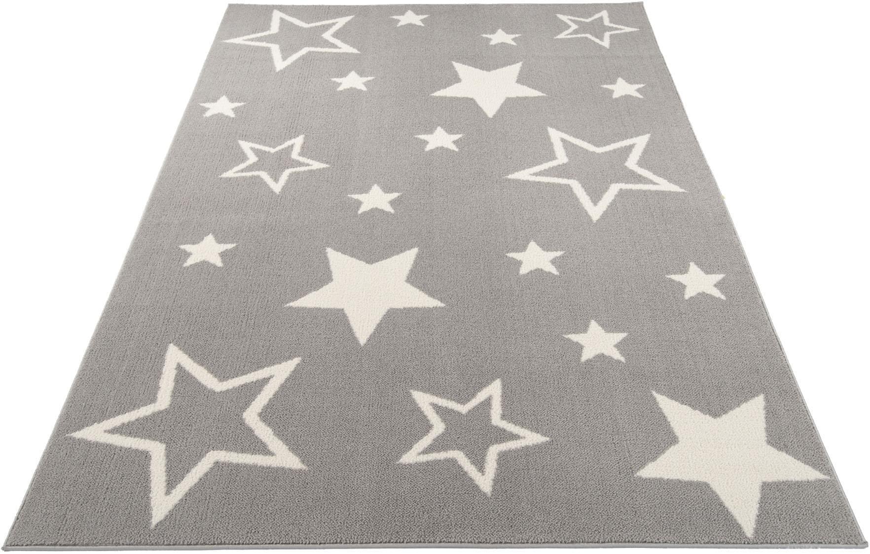 Teppich Kiddy Star OCI DIE TEPPICHMARKE rechteckig Höhe 11 mm maschinell gewebt