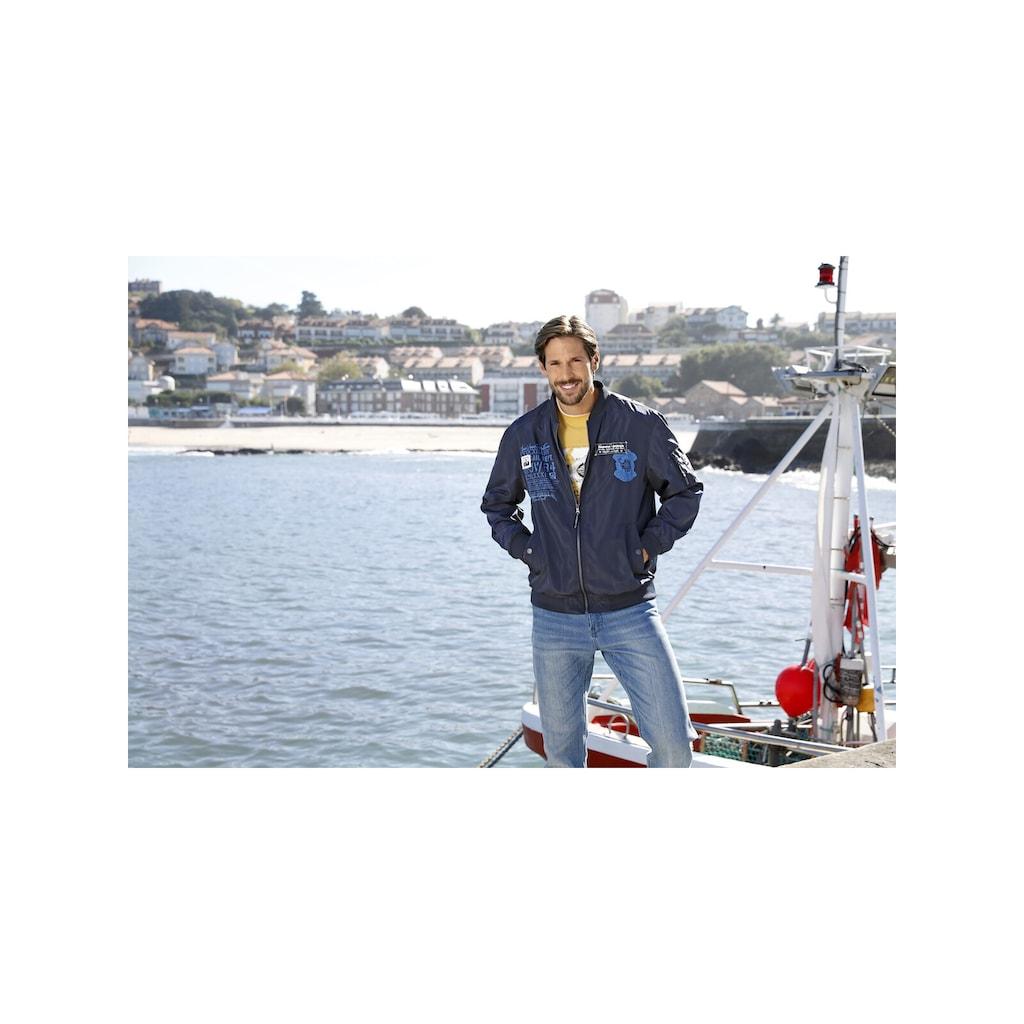 Jan Vanderstorm Blouson »NIKAS«