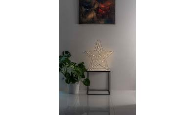 KONSTSMIDE LED Metallstern, mit Draht umwickelt, Ø 60 cm kaufen