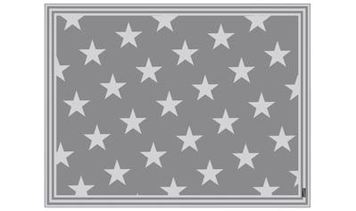 MYSPOTTI Packung: Vinylteppich »Buddy Mini Star Grey«, statisch haftend kaufen