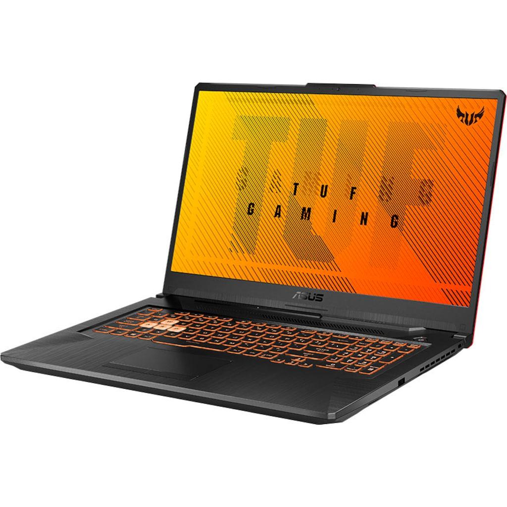 Asus Gaming-Notebook »TUF GAMING A17 FA706IH-H7049T«, ( AMD Ryzen 5 GeForce®\r\n 512 GB SSD)