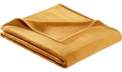 Wohndecke »Uno Cotton«, BIEDERLACK kaufen