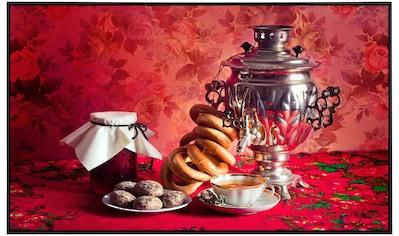 Papermoon Infrarotheizung »Tee und Kekse«, sehr angenehme Strahlungswärme kaufen