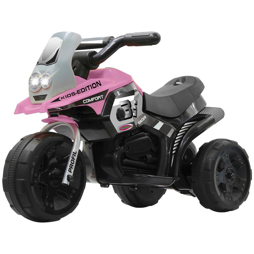 Jamara Elektro-Kindertrike »Racer«, ab 3 Jahren, bis 30 kg, für Kinder ab 3 Jahre, 6 V