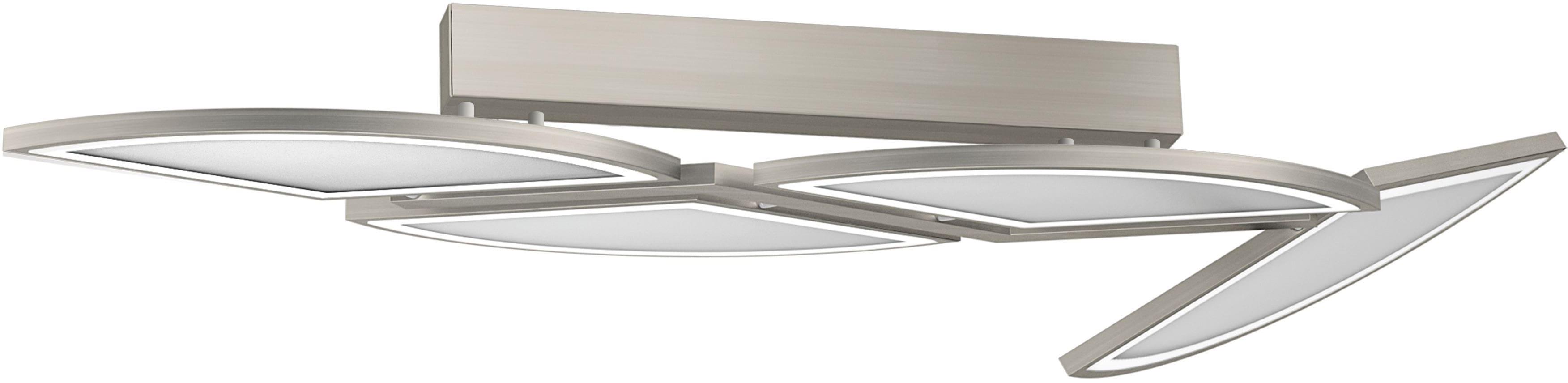 EVOTEC LED Deckenleuchte MOVIL, LED-Board, Neutralweiß-Tageslichtweiß-Warmweiß-Kaltweiß, LED Deckenlampe