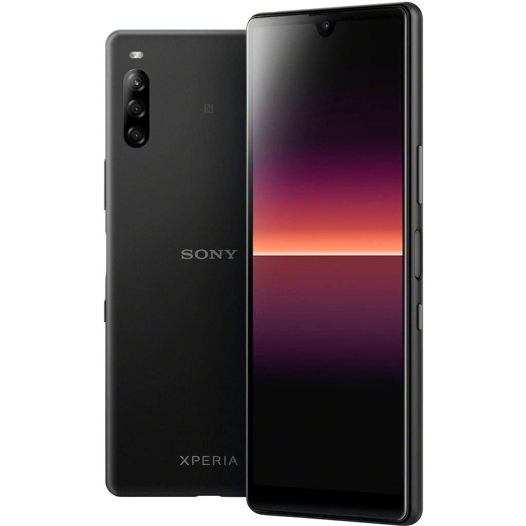"""Sony Smartphone »Xperia L4«, (15,8 cm/6,2 """" 64 GB Speicherplatz, 13 MP Kamera), Triple-Kamera, 3 GB RAM, Dual SIM"""