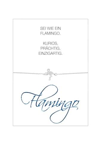 HERZ - KARTE Armband »Flamingo« kaufen