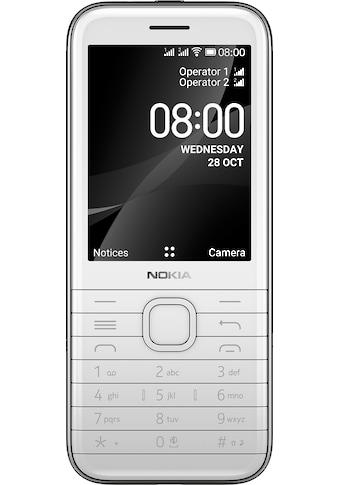 """Nokia Handy »8000 4G Sparkler«, (7 cm/2,8 """", 4 GB Speicherplatz, 2 MP Kamera) kaufen"""