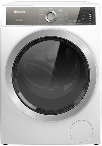 BAUKNECHT Waschmaschine »B7 W945WB DE«, B7 W945WB DE, 9 kg, 1400 U/min kaufen