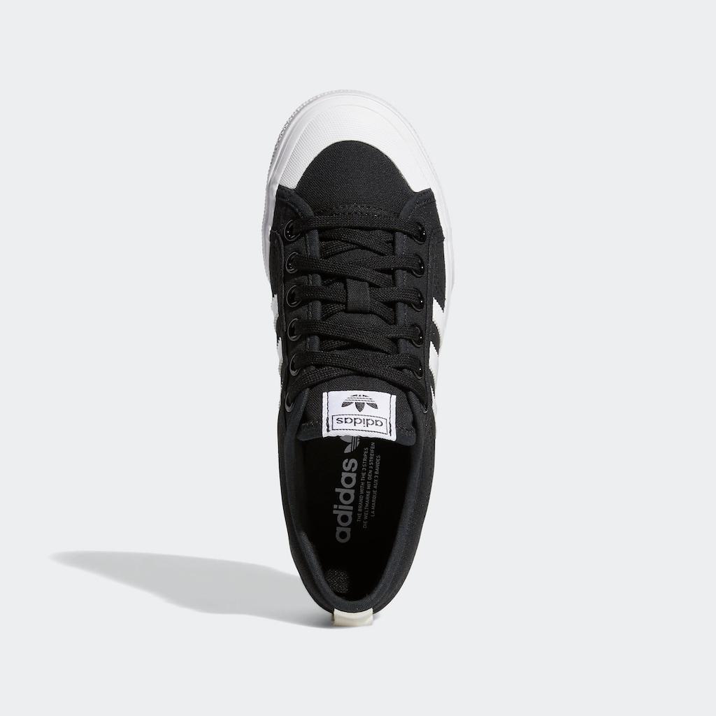 adidas Originals Plateausneaker »NIZZA PLATFORM W«