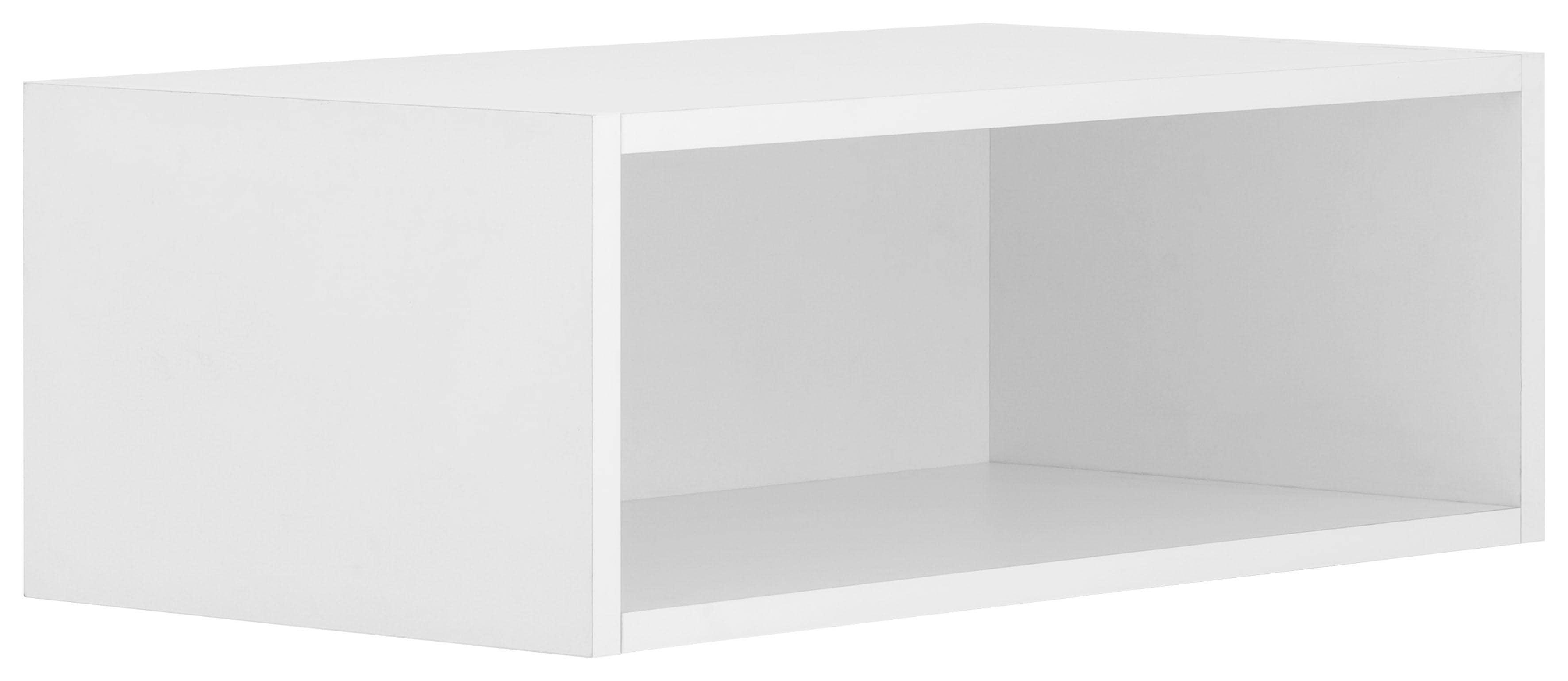 wiho Küchen Hängeregal Flexi2, Breite 60 cm weiß Hängeregale Wandregale Wandboards Regale