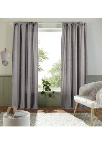 Home affaire Vorhang »Trier«, Bio-Baumwolle kaufen