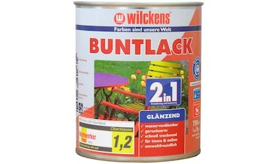 Wilckens Farben Holzlack »2in1 Buntlack glänzend«, umweltfreundlich kaufen