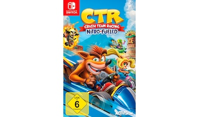 Activision Spiel »CTR Crash Team Racing Nitro Fueled«, Nintendo Switch kaufen