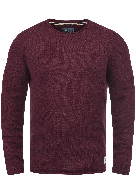 Blend Rundhalspullover Gabrio   Bekleidung > Pullover > Rundhalspullover   Blend