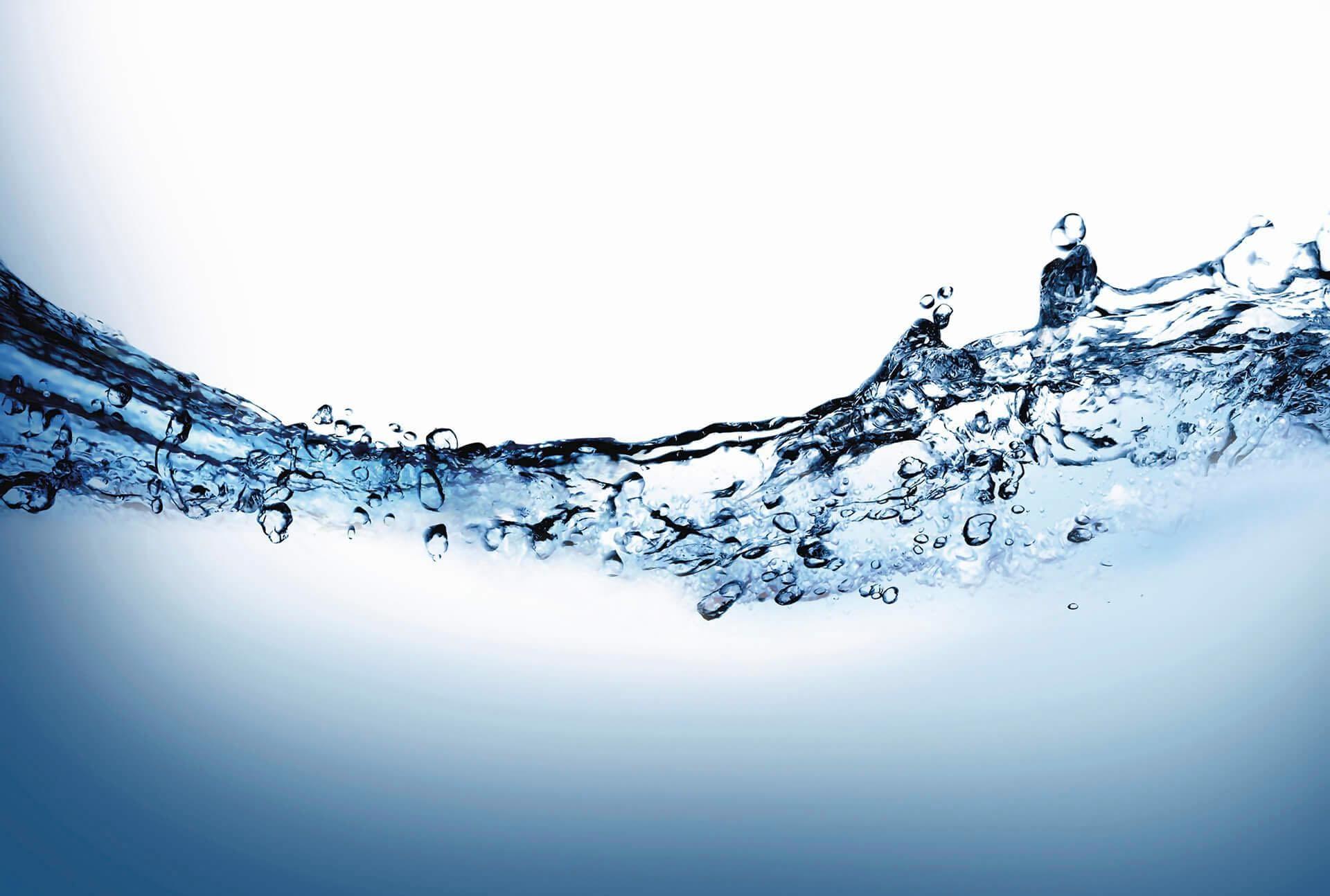 Vliestapete Water Flow weiß Fototapeten Tapeten Bauen Renovieren
