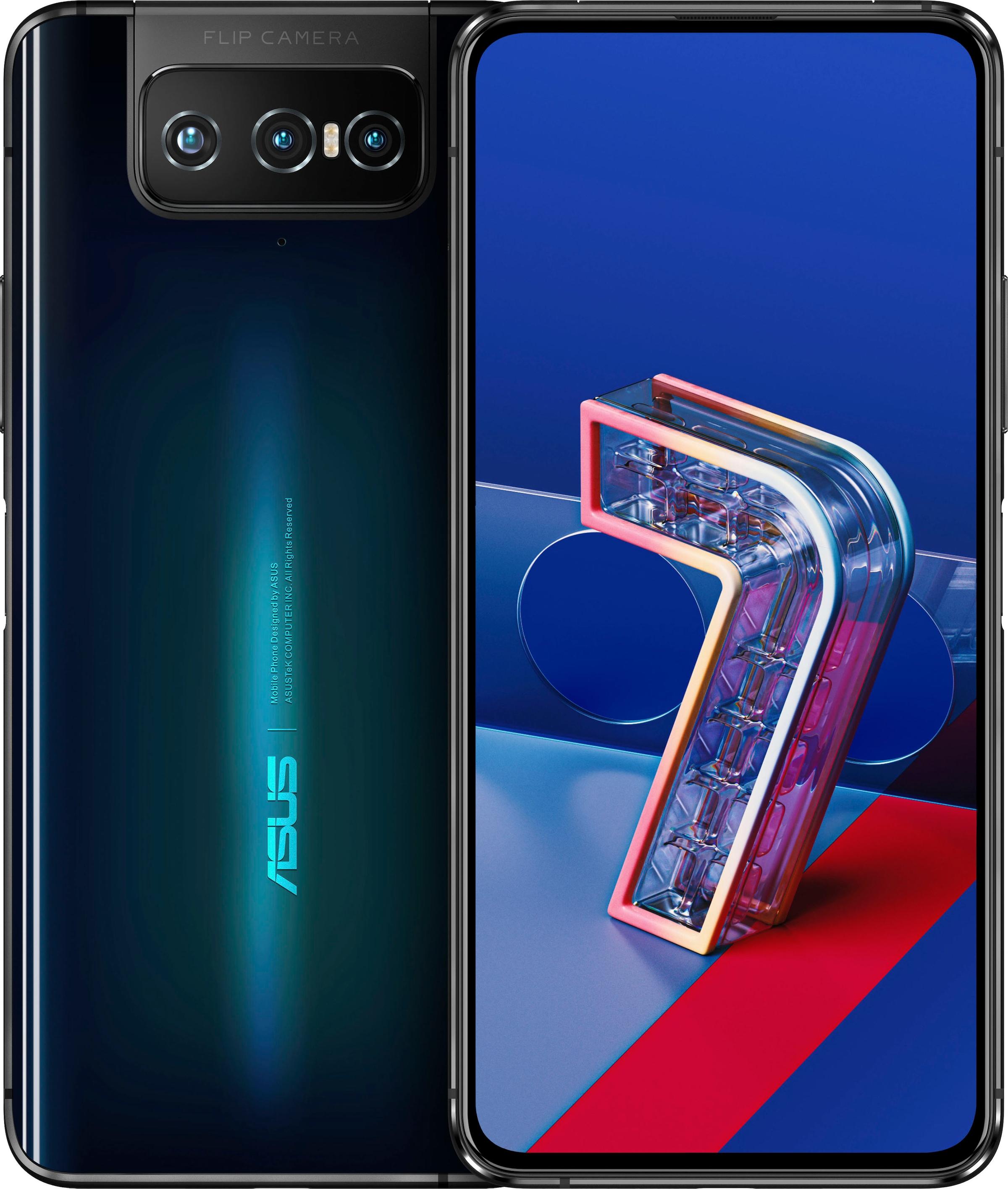 Asus Smartphone »Zenfone 7«, (16,94 cm/6,67