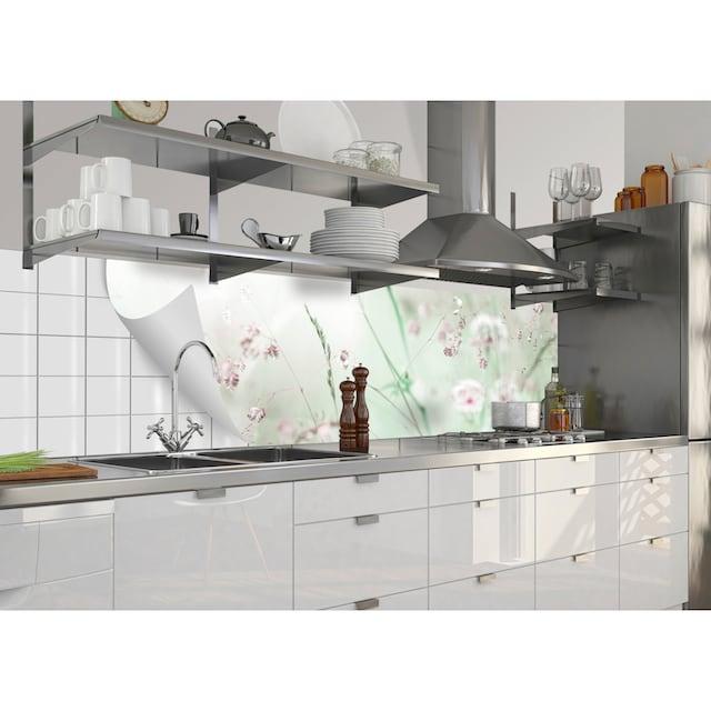 Küchenrückwand »fixy Wildblumen«