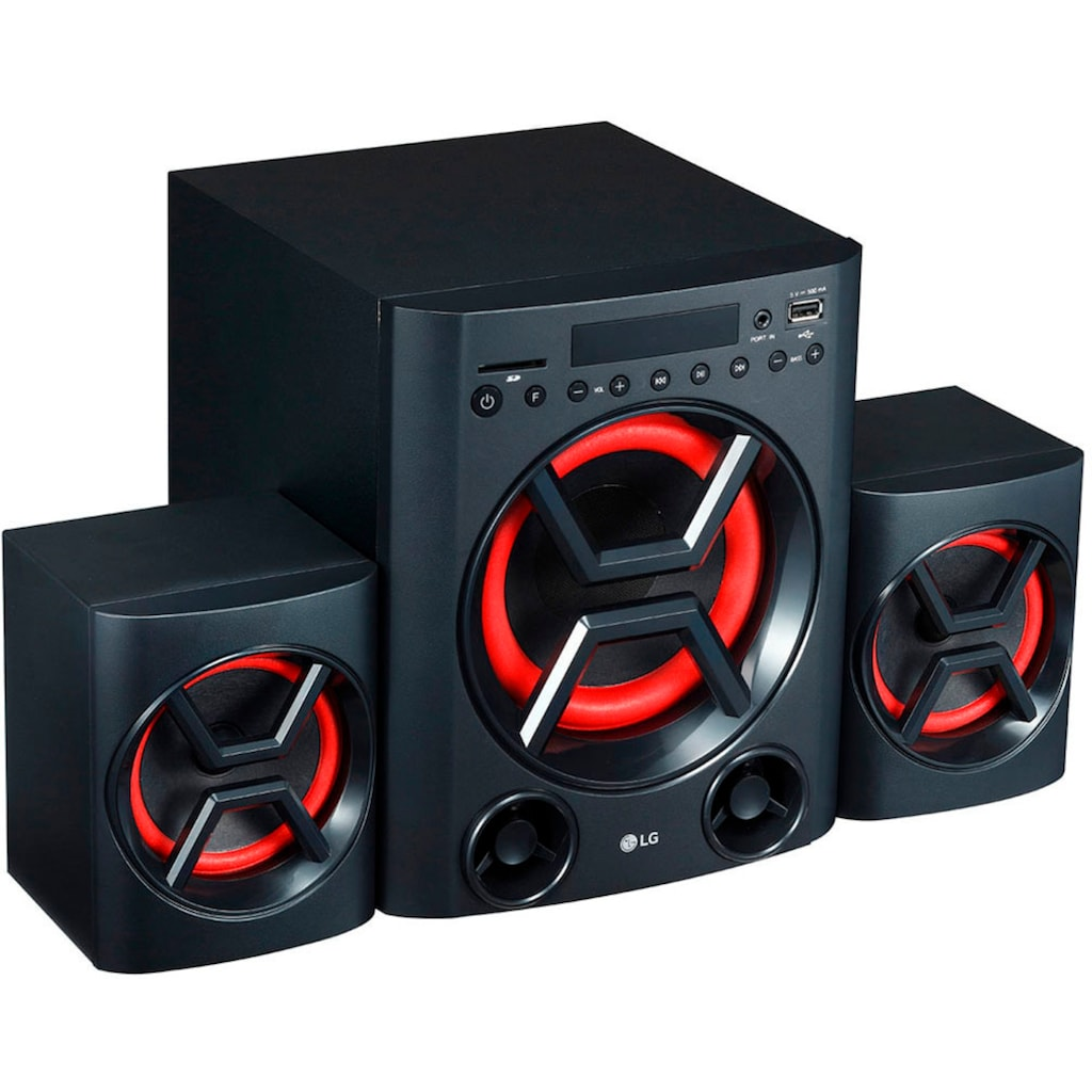 LG »LK72B« Kompaktanlage (40 Watt)