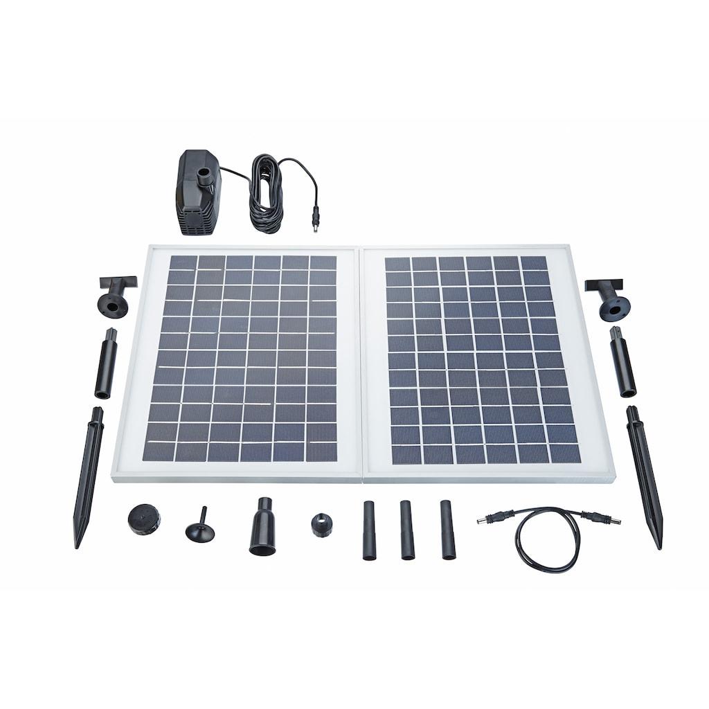 Pontec Solarpumpe »Pontec PondoSolar 1600«, 1600 l/h