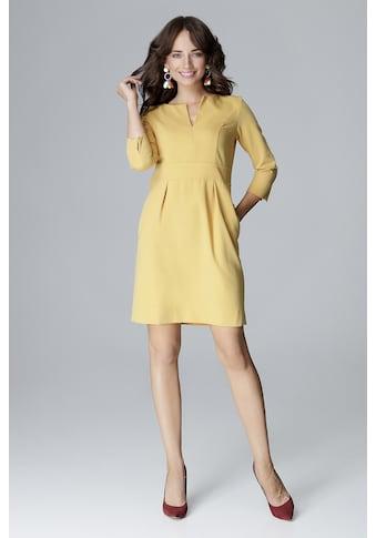 LENITIF Freizeitkleid in elegantem Design kaufen
