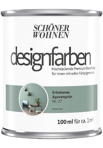 SCHÖNER WOHNEN-Kollektion Wand- und Deckenfarbe »Designfarben«, hochdeckend, Erhabenes... kaufen