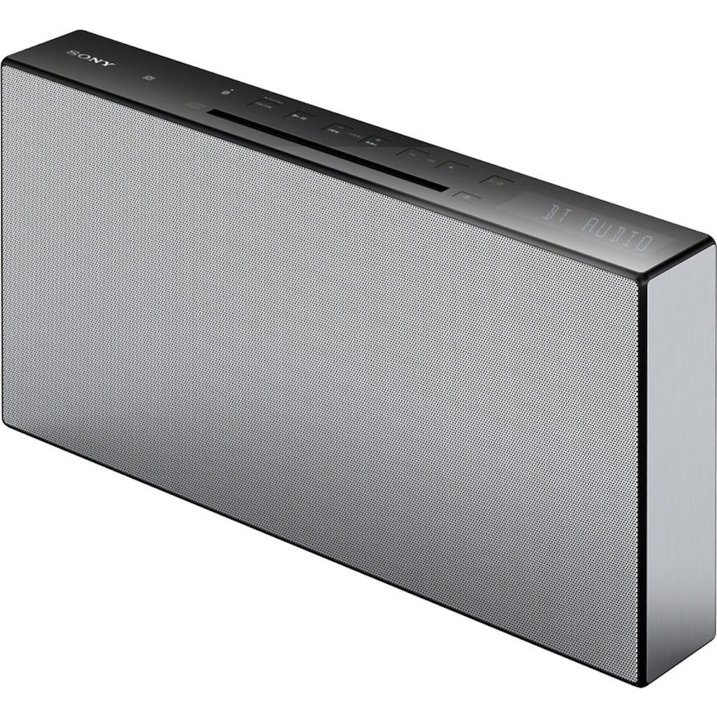 Sony »CMT-X3CD« Microanlage (FM-Tuner, 20 Watt)