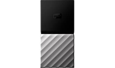 WD »MY PASSPORT™« externe SSD kaufen