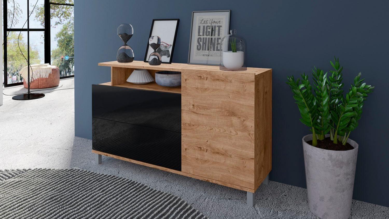 TRENDMANUFAKTUR Sideboard Timber
