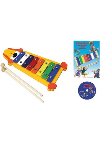 "Clifton Spielzeug - Musikinstrument ""Metallophon Hund"" kaufen"