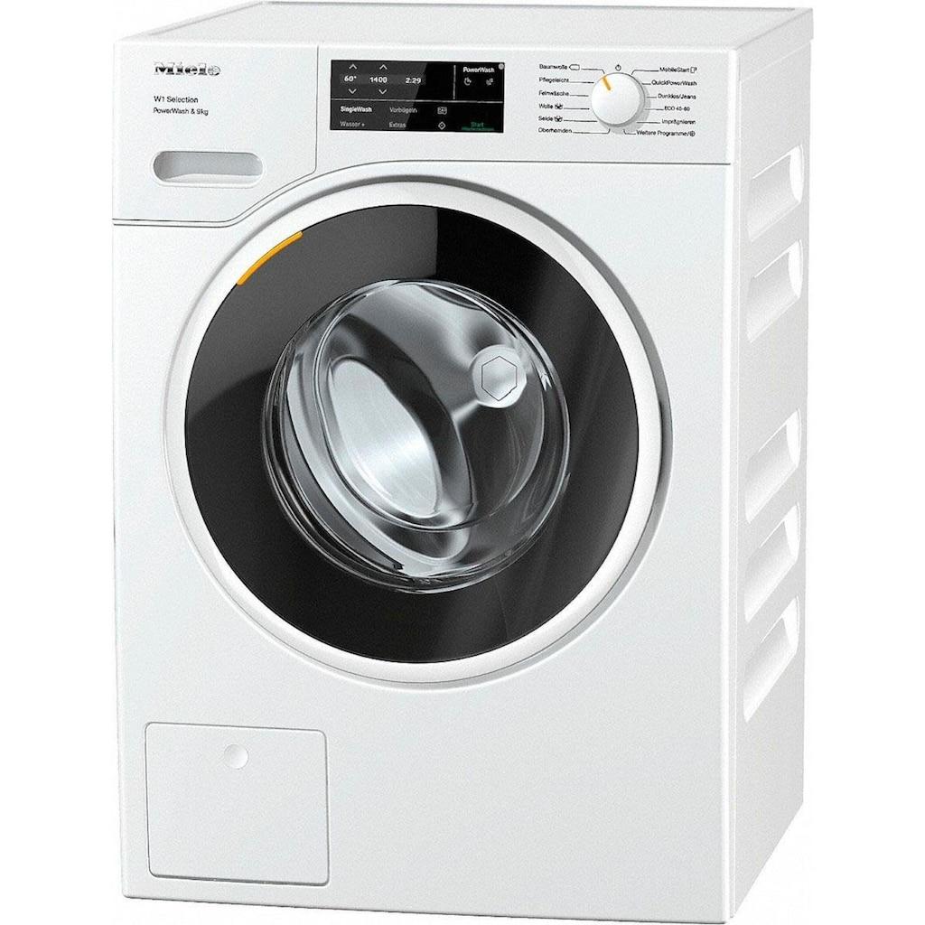 Miele Waschmaschine »WSG363 WCS PWash & 9kg«, WSG363 WCS PWash&9kg