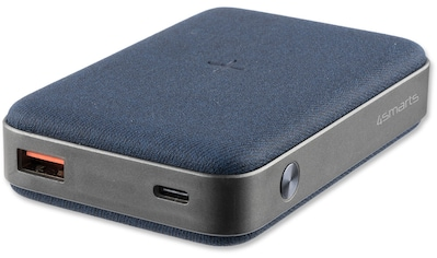 4smarts Lader »Ind. Powerbank VoltHUb 10000 mAh Qi & Quick Charge« kaufen