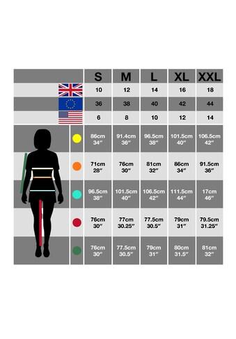 Trespass Langarmshirt »Damen Langarmtop Cali DLX, antibakteriell, schnelltrocknend« kaufen