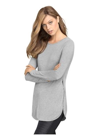 Ambria Longshirt mit hohen Seitenschlitzen kaufen