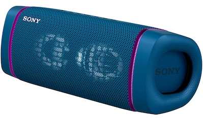 Sony »SRS - XB33 tragbarer, kabelloser« Bluetooth - Lautsprecher (Bluetooth, NFC) kaufen