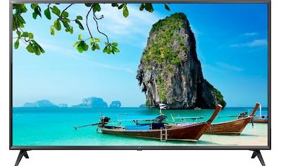 LG 65UN71006LB LED - Fernseher (164 cm / (65 Zoll), 4K Ultra HD, Smart - TV kaufen