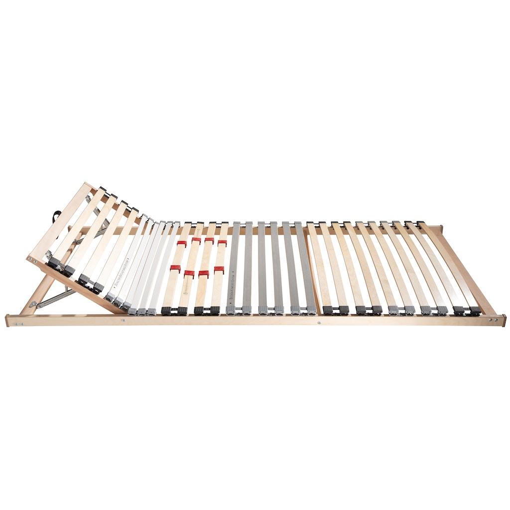 Beco Lattenrost »Maxi Flex LR-K«, 7 Zonen, mit Härteverstellung