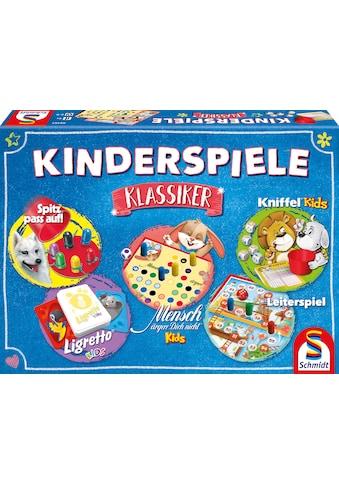 Schmidt Spiele Spielesammlung »Kinderspiele Klassiker« kaufen
