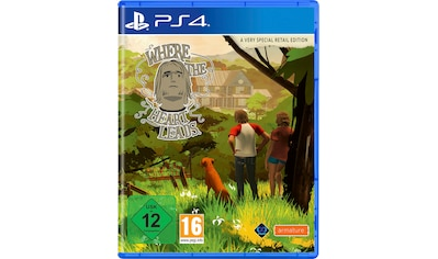 Spiel »Where the Heart Leads«, PlayStation 4 kaufen