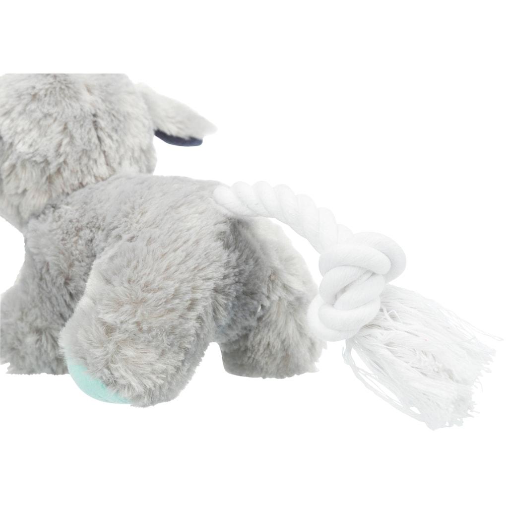 TRIXIE Tierkuscheltier »Junior Hund«, Polyester, 24 cm Länge
