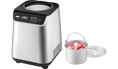 Unold Eismaschine Uno 48825, 1,2 Liter, 135 Watt kaufen