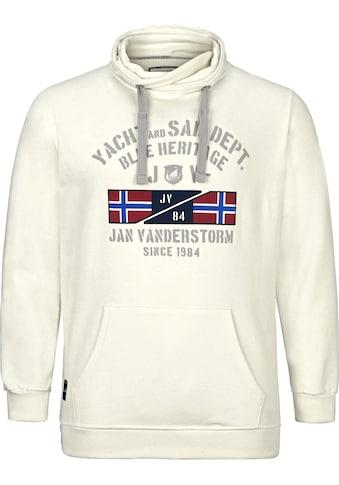 Jan Vanderstorm Sweatshirt »FAPI« kaufen