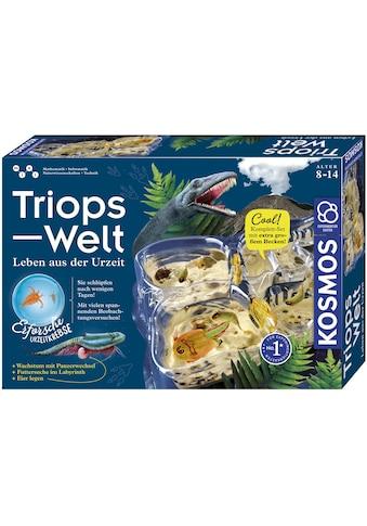 Kosmos Experimentierkasten »Triops-Welt«, Made in Germany kaufen