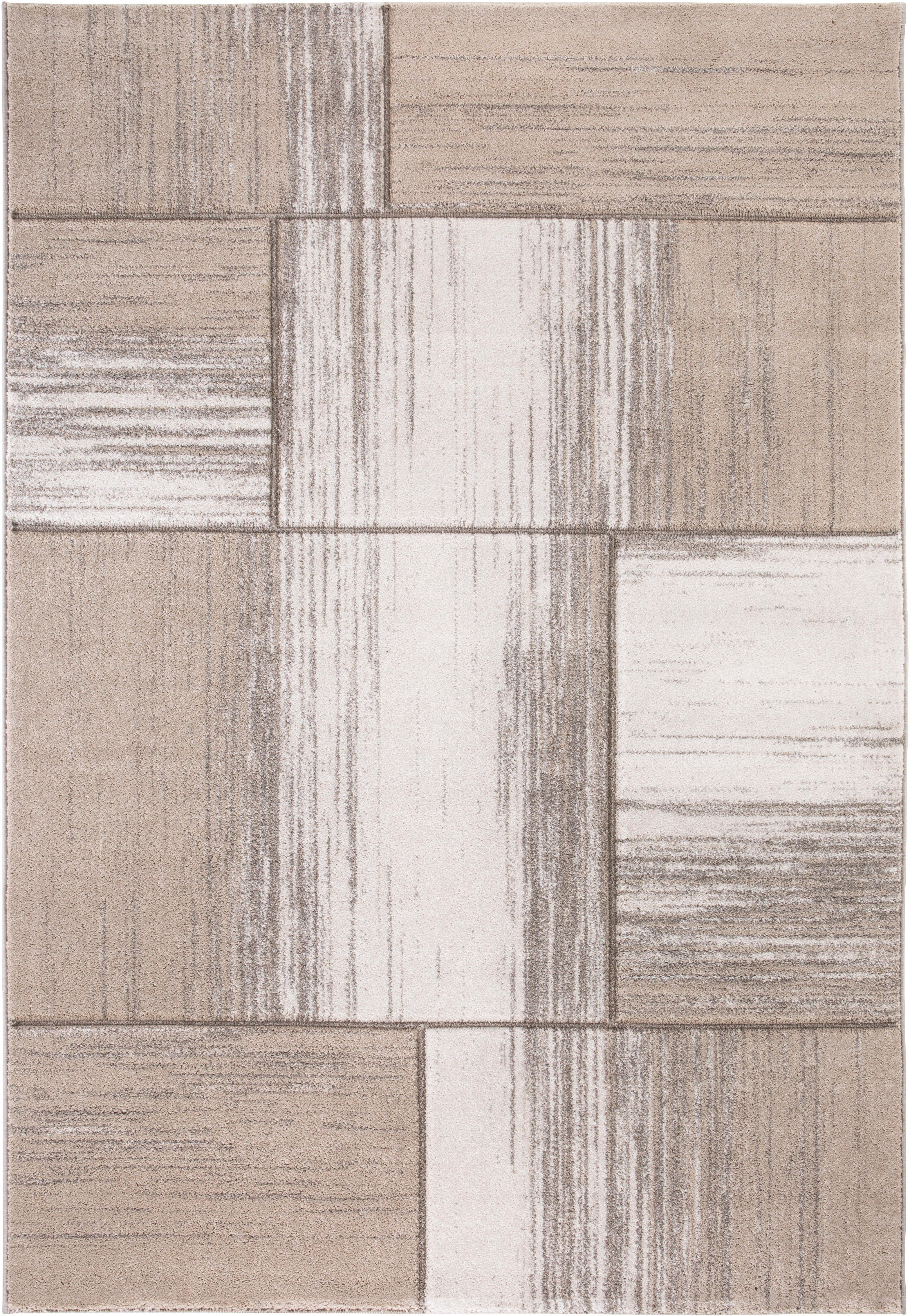 Teppich Pallencia LUXOR living rechteckig Höhe 15 mm maschinell gewebt