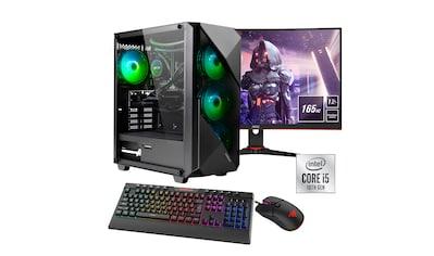 """Hyrican Gaming-PC-Komplettsystem »Striker SET02117«, Wasserkühlung, inklusive 27""""... kaufen"""