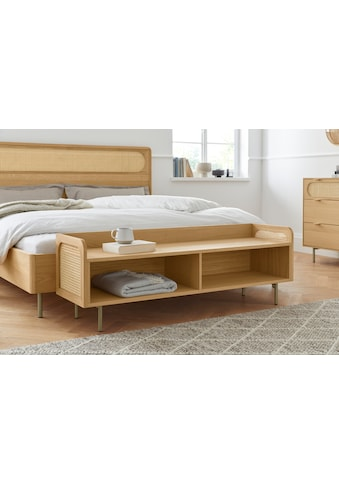 andas Sitzbank »Liselle«, Design by Morten Georgsen, mit Wiener Geflecht kaufen