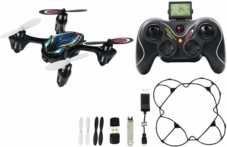 JAMARA Quadrocopter mit Kamera, »Camostro HD AHP+«