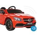 MIWEBA Elektro-Kinderauto »Mercedes C64«, für Kinder ab 3 Jahre, 12 V